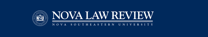 Nova Law Review