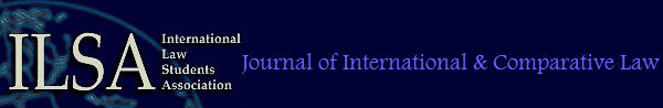 ILSA Journal of International & Comparative Law