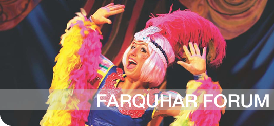 The Farquhar Forum College Magazine