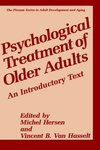 Psychological treatment of older adults: An introductory textbook