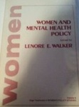 Women and mental health policy