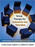 Terapia de grupo para los trastornos por consumo de sustancias: Un enfoque cognitivo-condutctual