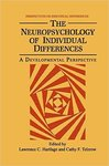 Neuropsychological Bases of Psychopathological Disorders