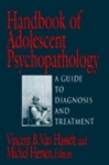 Handbook of Adolescent Psychopathology: A Guide to Diagnosis and Treatment