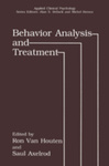 Functional Analysis and Treatment of Aberrant Behavior
