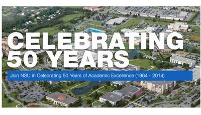 NSU 50th Anniversary, 1964-2014