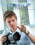 2013-2014 Farquhar Forum by Farquhar College of Arts and Sciences