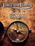 Summer 2008 Farquhar Forum