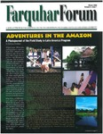 Winter 2000 Farquhar Forum