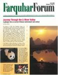 Fall 2000 Farquhar Forum