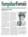 Winter 1999 Farquhar Forum