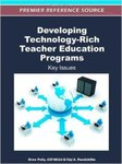 The Application of Computer, Digital, and Telecommunications Technologies to the Clinical Preparation of Teachers