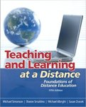 Teaching and Learning at a Distance: Distance Education Foundations, 5th