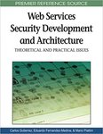 Web Services Security: Standards and Industrial Practice