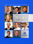 2014-2015 Viewbook by Nova Southeastern University