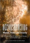 Chapter 7: Reclaiming Women's Agency in Conflict and Post-Conflict Societies: Women's Use of Political Space