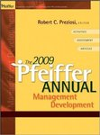 The 2009 Pfeiffer Annual Management Development