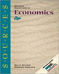 Sources: Notable Selections in Economics