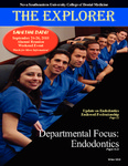 Explorer, Winter 2010 by College of Dental Medicine