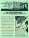 Medical Education Digest, Vol. 17 No. 1 by College of Osteopathic Medicine