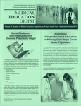 Medical Education Digest, Vol. 15 No. 5