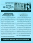 Medical Education Digest, Vol. 15 No. 4 (July/August 2013) by Nova Southeastern University