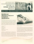 Medical Education Digest, Vol. 15 No. 2 (March/April 2013) by Nova Southeastern University