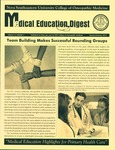 Medical Education Digest, Vol. 15 No. 1 (January/February 2013) by Nova Southeastern University