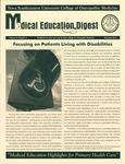 Medical Education Digest, Vol. 14 No. 3