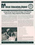 Medical Education Digest, Vol. 13 No. 6