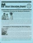 Medical Education Digest, Vol. 11 No. 5