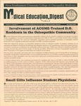 Medical Education Digest, Vol. 11 No. 4