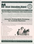 Medical Education Digest, Vol. 11 No. 3