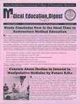 Medical Education Digest, Vol. 11 No. 2