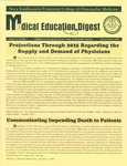 Medical Education Digest, Vol. 11 No. 1