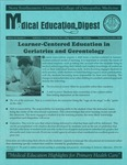 Medical Education Digest, Vol. 10 No. 6