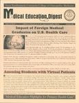 Medical Education Digest, Vol. 10 No. 3