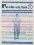 Medical Education Digest, Vol. 8 No. 5