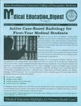 Medical Education Digest, Vol. 8 No. 4