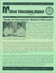 Medical Education Digest, Vol. 8 No. 3