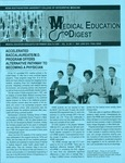 Medical Education Digest, Vol. 18 No. 3 (May-June 2016) FINAL ISSUE by Nova Southeastern University