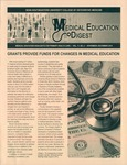 Medical Education Digest, Vol. 17 No. 6 (November-December 2015) by Nova Southeastern University