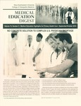 Medical Education Digest, Vol. 16 No. 5 (September-October 2014) by Nova Southeastern University