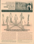 Medical Education Digest, Vol. 15 No. 6 (November-December 2013) by Nova Southeastern University