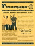 Medical Education Digest, Vol. 14 No. 6 (November/December 2012) by Nova Southeastern University