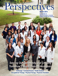 Perspectives Volume 1: Number 1, Winter 2014 by College of Health Care Sciences