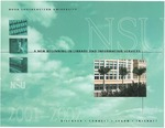 Nova Southeastern University Libraries Annual Report 2001-2002