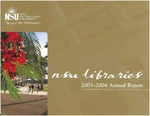 Nova Southeastern University Libraries Annual Report 2003-2004 by Nova Southeastern University