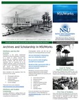 Archives and Scholarship in NSUWorks by Michele Gibney