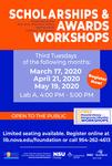 Scholarship Resources Workshop
